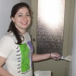 More painting at the Odessa Hillel!