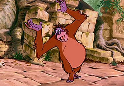 Monkey characters disney - photo#18